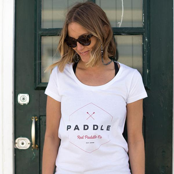 Red Paddle Co Women's T-Shirt - White