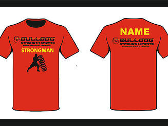 Bulldog Strongman
