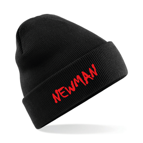 Embroidered Beanie - NEWMAN