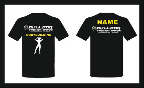Bulldog Bodybuilding Women's