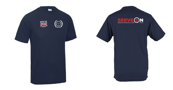 Cool T Shirt - Search & Rescue Dog Unit