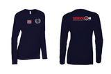 Ladies Longsleeve - Search & Rescue Dog Unit