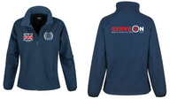 Ladies Softshell - Search & Rescue Dog Unit