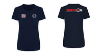 Organic Ladies T Shirt - Search & Rescue Dog Unit