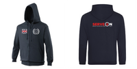 Unisex Zip Hoodie - Search & Rescue Dog Unit