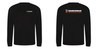 Black Organic Long Sleeve (option2)