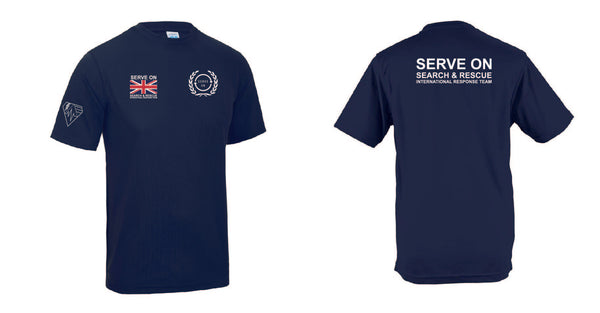 Unisex Cool T Shirt - International Response Team