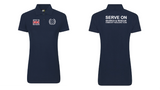 Ladies Cotton Polo Shirt - Community Resilience Team