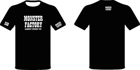 Monster Factory T Shirt