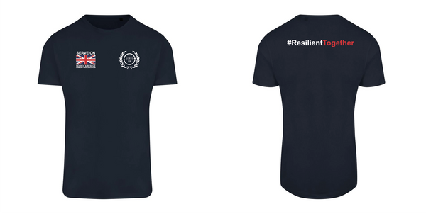 Unisex T Shirt - Resilient Together