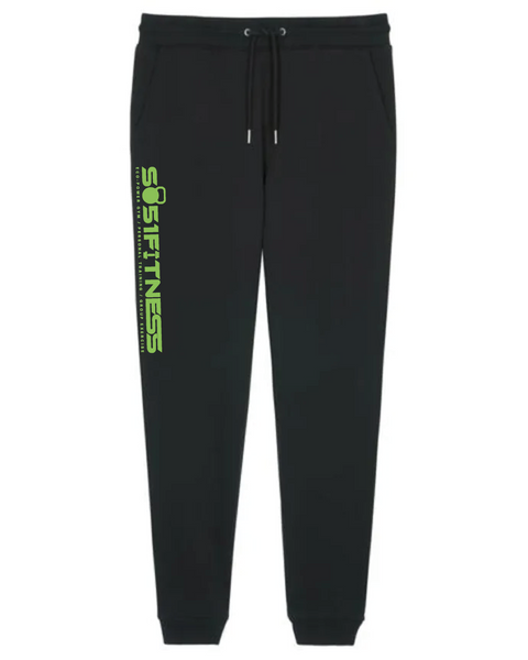 Organic Ladies Slim Joggers