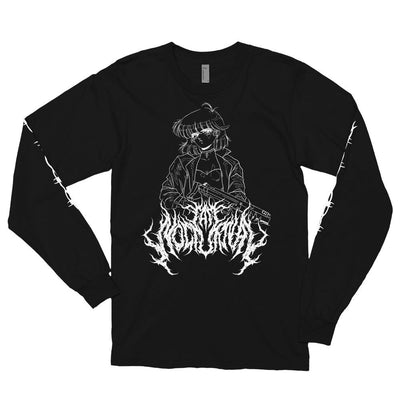 IAMNOCTURNAL BRUTAL LONG-SLEEVE