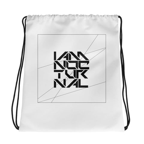 IAMNOCTURNAL (Future II) Tote Bag