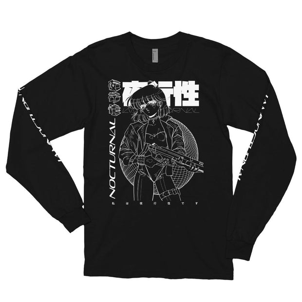 DATA ENTROPIE LONG-SLEEVE