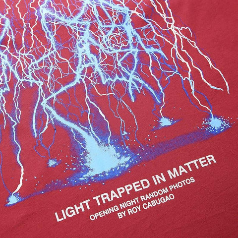 LIGHT TRAPPED T-SHIRT