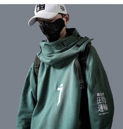 DRYFTER OVERSIZED HOODIE