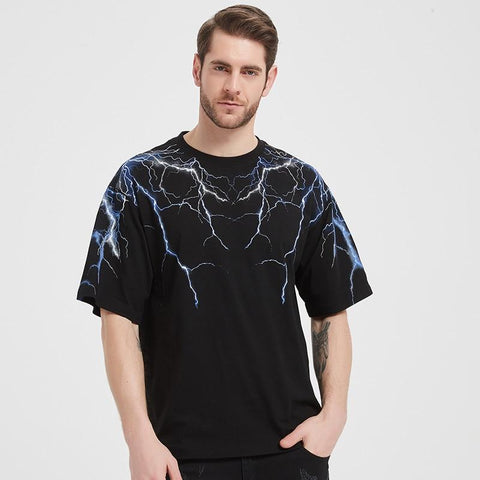DARK LIGHTENING T-SHIRT
