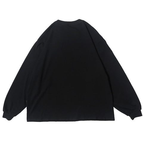 BLACKATR GOOD AND EVIL LONG SLEEVE