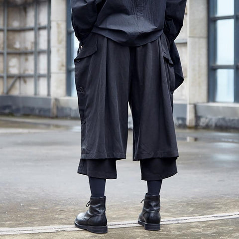 MULTI-LAYERED DRYFTER PANTS