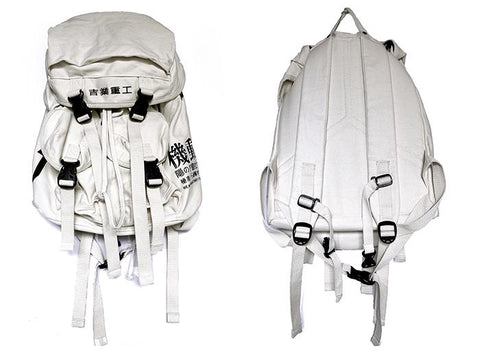 TREKER CANVAS BACKPACK
