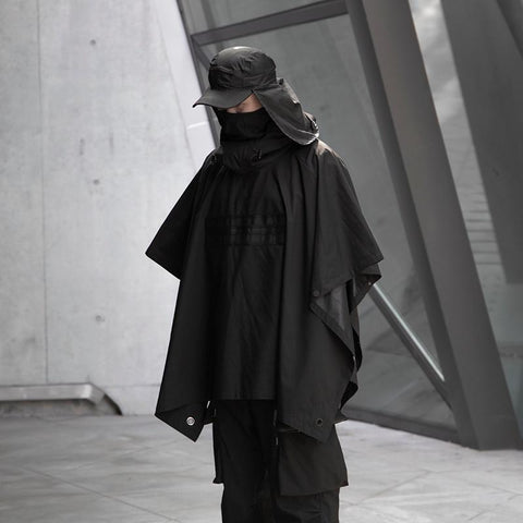 DRYFTER CYBER PONCHO