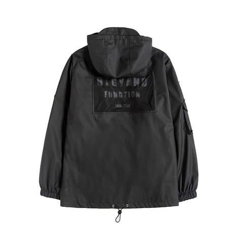 HUITIAN WINDBREAKER JACKET