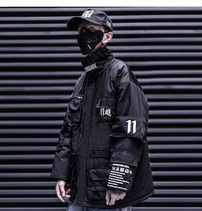 DESCENDANT CARGO PARKA