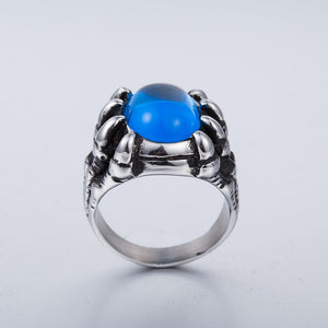 GEM CLAW RING