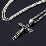 CRUCIFIX PENDANT NECKLACE