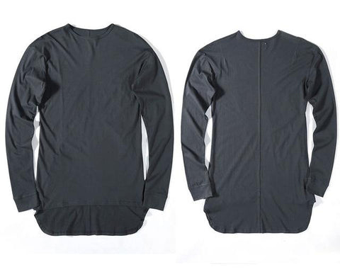 TAIL LONG SLEEVE