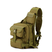 TACTICAL MULTI-POCKET SHOULDER BAG