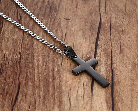 DEVOUT PENDANT NECKLACE