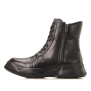 DESOLATE / LEATHER BOOTS