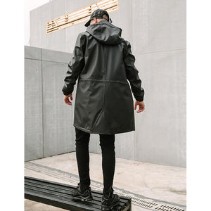 BREVITY TRENCH COAT