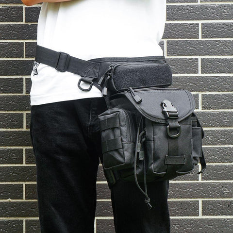 TACTICAL THIGH POUCH