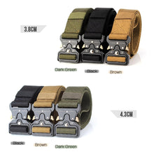 COBRA BUCKLE TACTICAL BELT