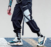 LOCK AND LOAD CYBER JOGGERS