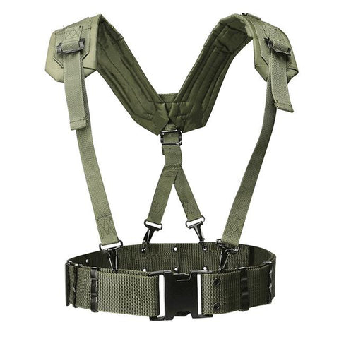 NYLON TACTICAL WAIST HARNESS
