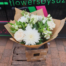 Seasonal Florist Choice Hand Tied Flowers Options