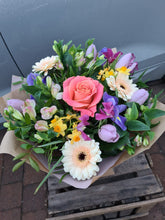 Mother's Day Hand Tied Flowers