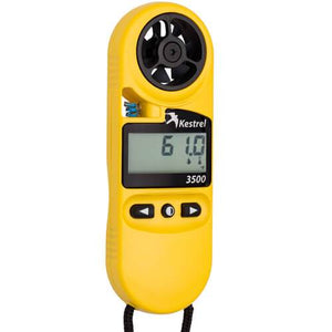 Kestrel 3500 Pocket Weather Meter Side View