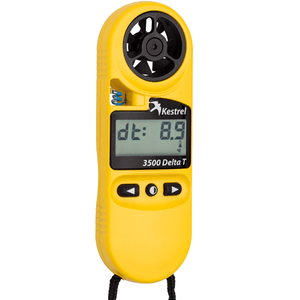 Kestrel 3500 Delta T Pocket Weather Meter