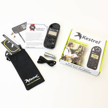 Kestrel 5000 Environmental Meter Unboxing