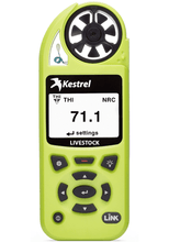 Kestrel 5000AG Livestock Environmental Meter front view
