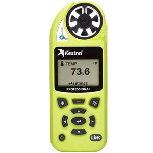 Kestrel 5200 Professional Weather Meter front view