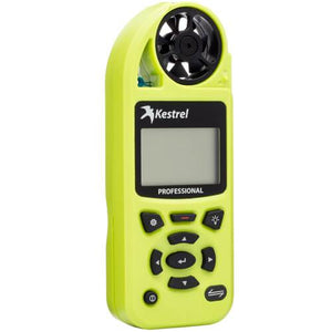 Kestrel 5200 Professional Weather Meter side view