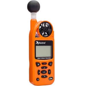 Kestrel 5400 Heat Stress Tracker side view