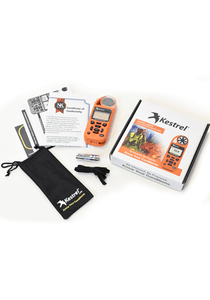 Kestrel 5500FW Fire Weather Meter Pro with LiNK & Vane Mount unboxing