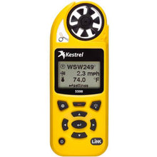 Kestrel 5500 Weather Meter front view