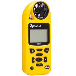 Kestrel 5500 Weather Meter side view